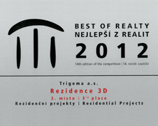Best of Realty 3.misto - Rezidence 3D
